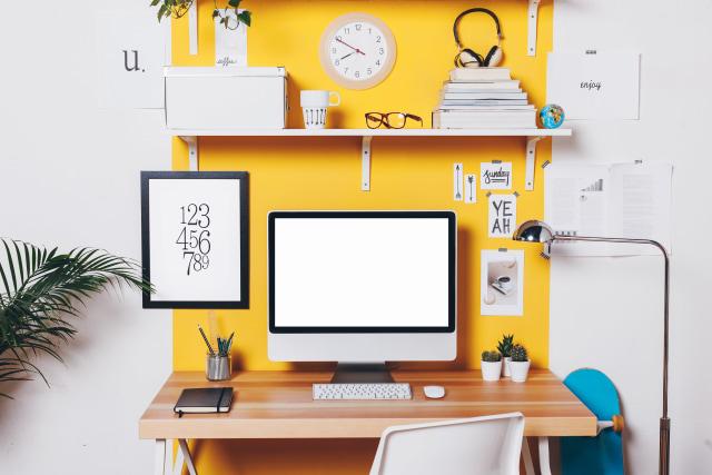 Tips Dekor: Cara Tepat Memilih Meja Kerja untuk di Rumah  (924735)