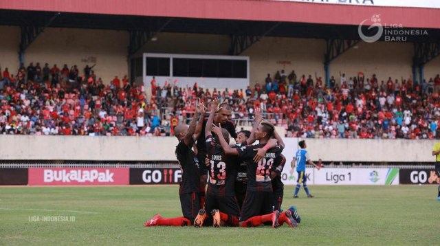 5 Fakta dan Data Jelang Persipura Jayapura vs Arema FC di Liga 1 2019 (279720)