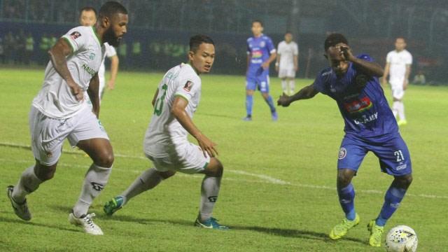 5 Fakta dan Data Jelang Persipura Jayapura vs Arema FC di Liga 1 2019 (279721)