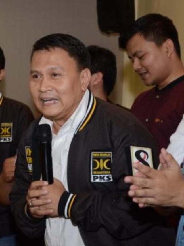 Ketua DPP PKS, Mardani Ali Sera, POTRAIT