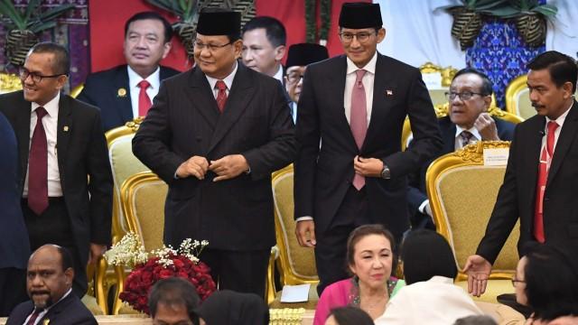 Jawab PKS, Gerindra Sebut Tetap Kritis ke Jokowi Walau Prabowo-Sandi Menteri (836818)