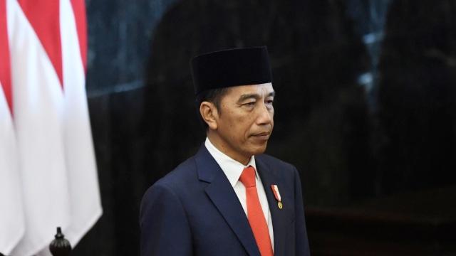 Pelantikan Presiden 2019, Joko Widodo