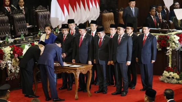 Hal-hal yang Perlu Diketahui soal Pelantikan Jokowi (62052)
