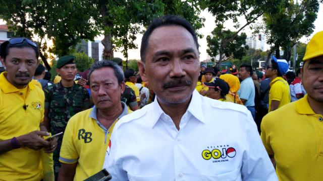 Sosok Komisaris Telkom Rizal Mallarangeng: dari Politisi ke Korporasi  (13943)