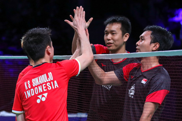 Catatan Denmark Open: Ganda Campuran Jangan Jadi One-hit Wonder (102703)