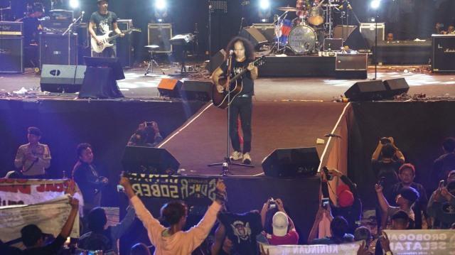 Tanpa Abdee, Slank Tutup Konser 'Musik untuk Republik'   (246976)