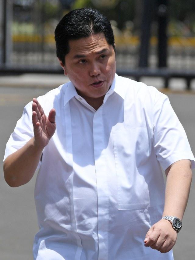 Pernah Menolak Jadi Menteri, Erick Thohir Akhirnya Masuk Kabinet (63527)