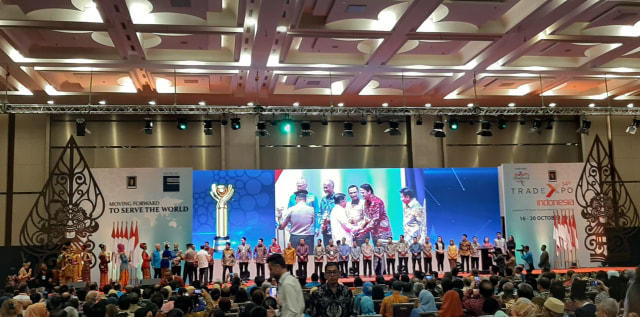 Kembali Diadakan, Trade Expo Indonesia 2019 Tingkatkan Ekspor Nasional (1219001)