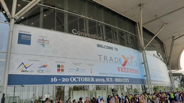 Kembali Diadakan, Trade Expo Indonesia 2019 Tingkatkan Ekspor Nasional (1218999)