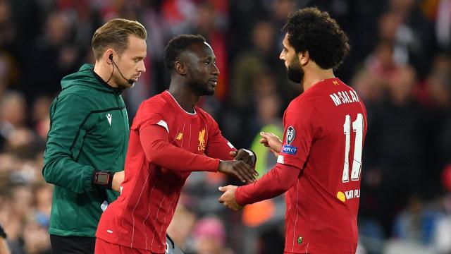 Berkat Keita, Liverpool Batal Kalah dari Manchester United (53719)