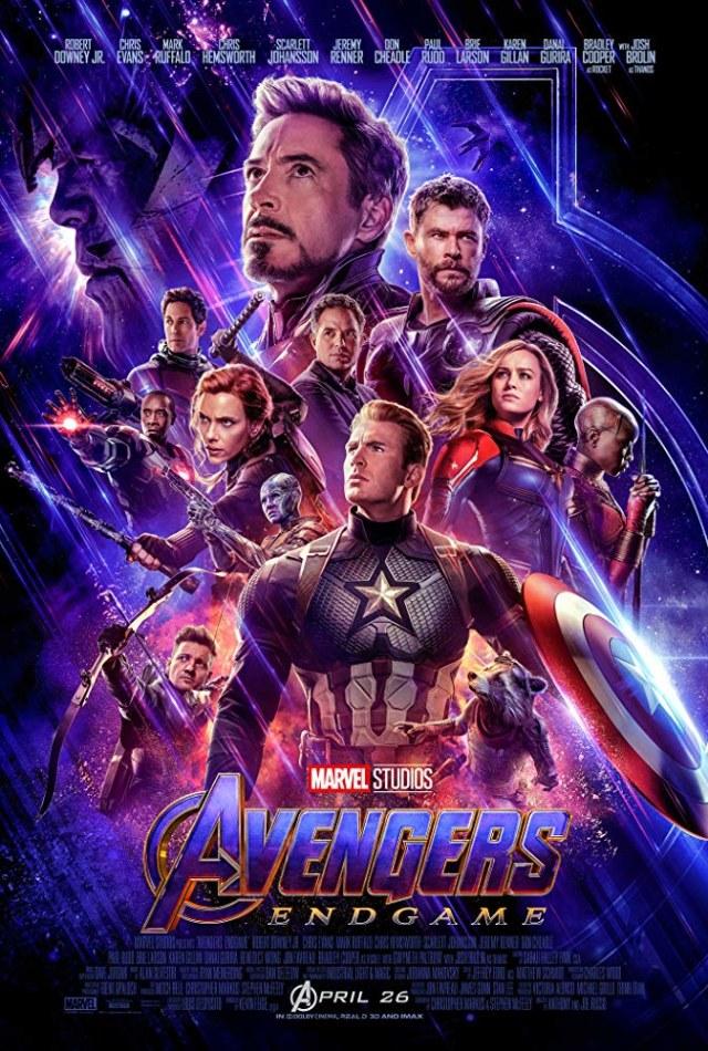Para Pemain Film Avengers: Endgame Reuni di Kids' Choice Awards 2020 (508258)