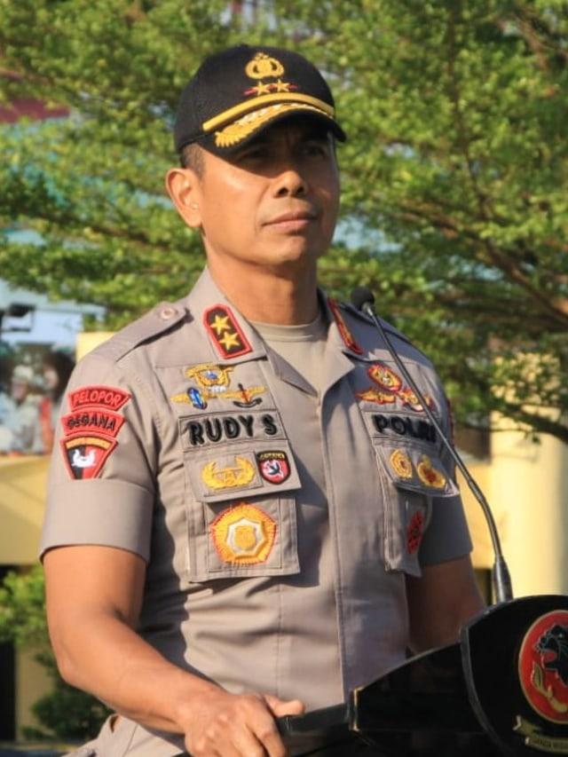 Kapolda Jawa Barat, Irjen Pol Rudy Sufahriadi
