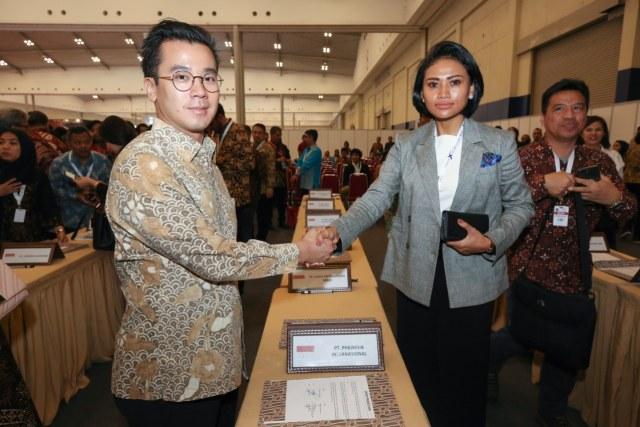 9 MoU senilai Rp. 60,8 Milyar Belanda Indonesia pada TEI 2019 (97700)