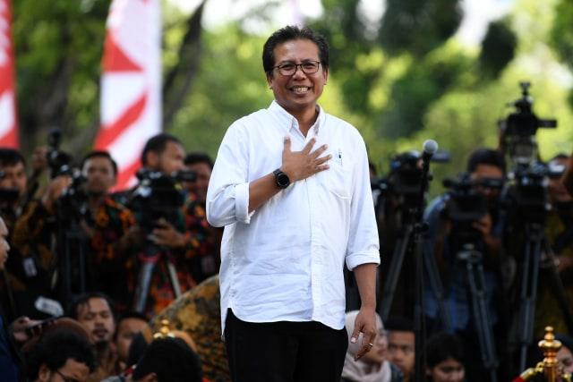 Istana Jelaskan Dicoretnya Tetty Paruntu sebagai Calon Menteri Jokowi (42633)