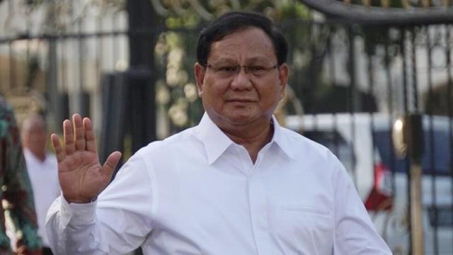 Prabowo Tunggu PP soal Wujudkan Pertahanan Rakyat Semesta  (21046)
