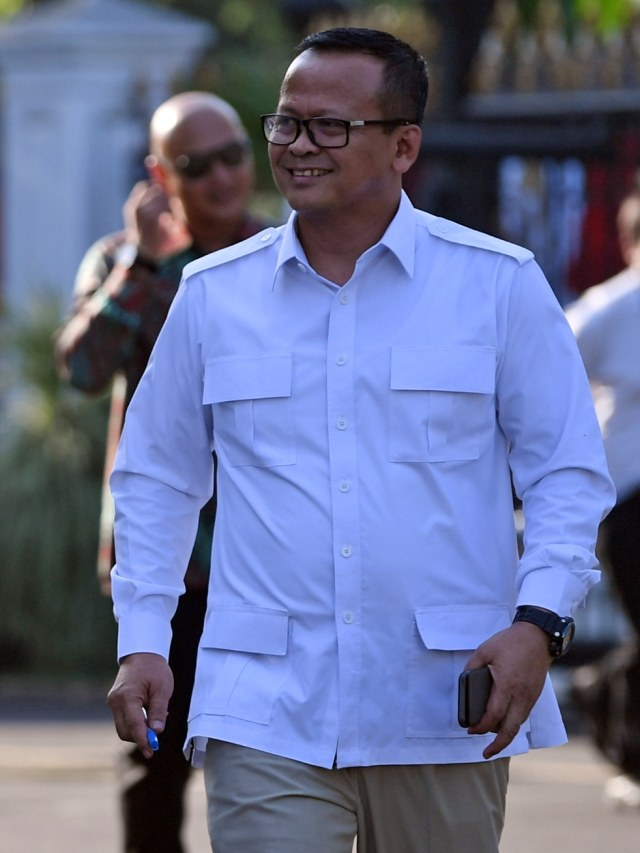 Prabowo Subianto, Edhy Prabowo, POTRAIT