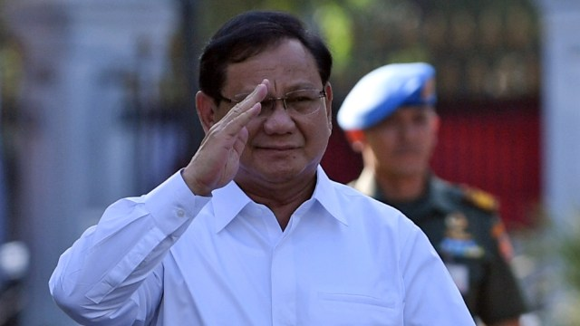 Prabowo Tunggu PP soal Wujudkan Pertahanan Rakyat Semesta  (21047)
