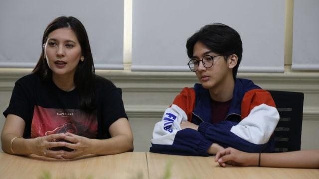 Foto: Bincang Santai dengan Para Pemain Film 'Ratu Ilmu Hitam' (289091)