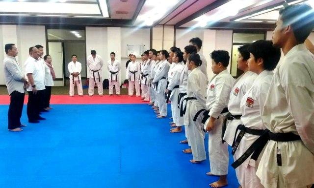 Ketum KONI: Tanpa Ricuh, Karate Sukses Gelar Pertandingan di PON Papua (49768)