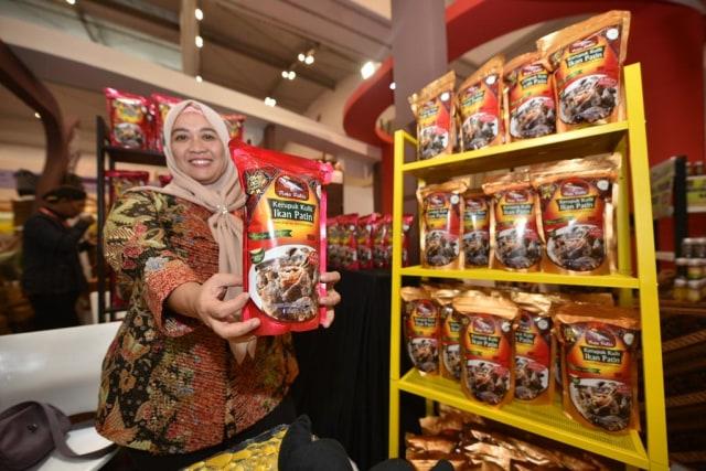 UMKM Binaan Pertamina Raup Penjualan Rp 7 Miliar di TEI 2019 (105893)