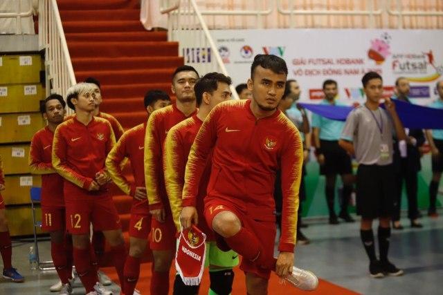 Timnas futsal Indonesia, Malaysia di Piala AFF Futsal 2019