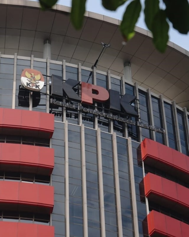 PTR, Ilustrasi gedung KPK