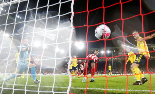 Sheffield United, Arsenal