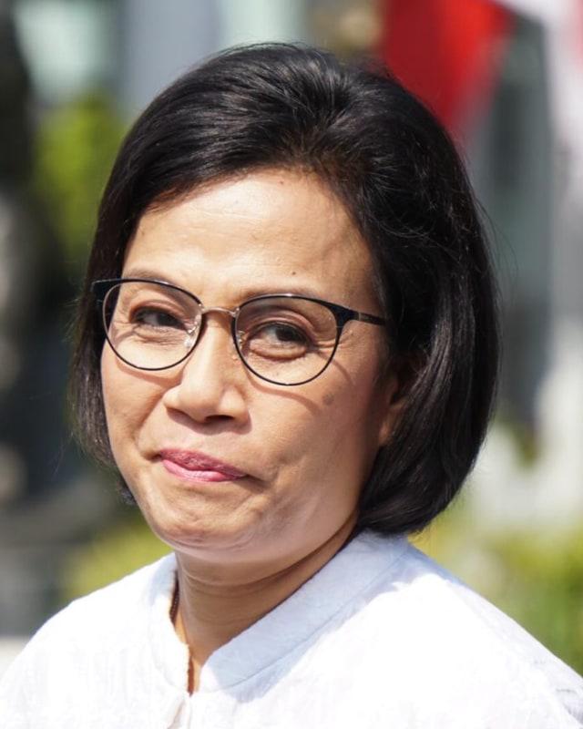 Sri Mulyani, Kembali dan Bertahan di Kabinet Jokowi (40425)