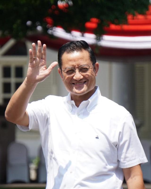 Juliari Batubara, Wabendum PDIP yang Jadi Calon Kuat Mensos (448372)
