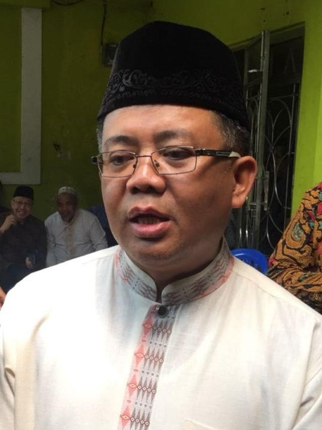 PTR, Presiden PKS Sohibul Iman