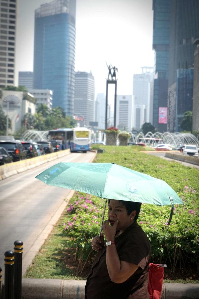 Tips Jaga Kondisi Tubuh Tetap Sehat di Tengah Cuaca Panas (24087)