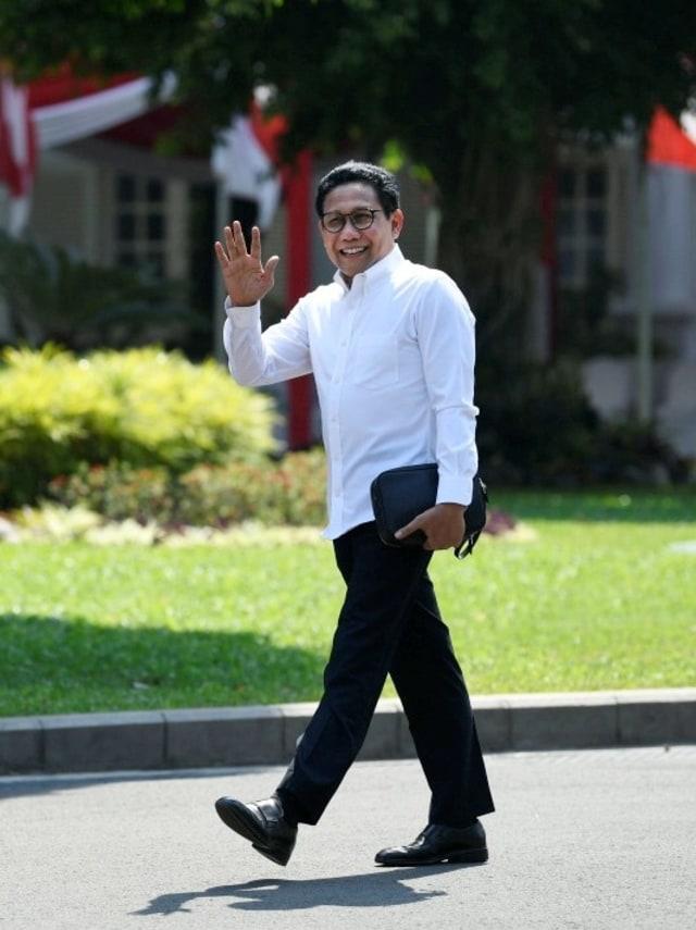 Gus Halim, Kader PKB yang Merapat ke Istana, Pernah Diperiksa KPK (66042)