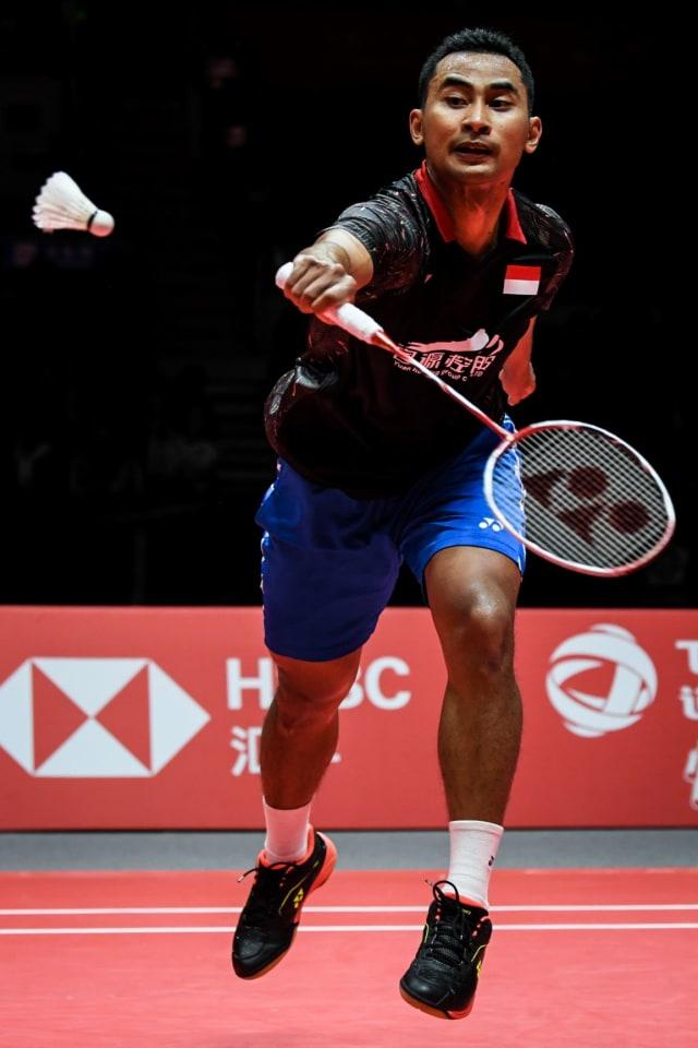 French Open: Tommy Sugiarto Gugur di Babak Pertama (216629)