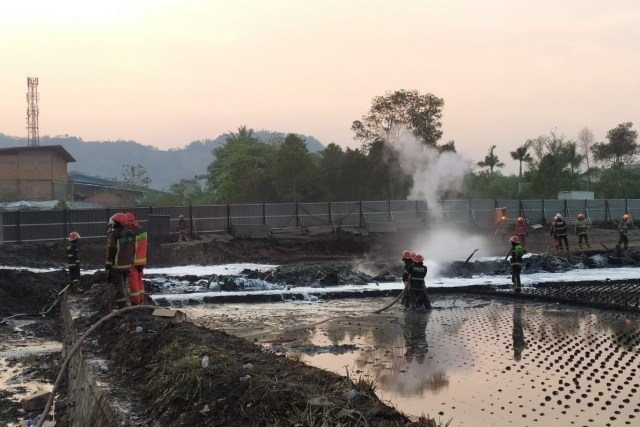 Pertamina: Penempatan Pipa yang Terbakar Berjarak Sesuai Aturan (7983)