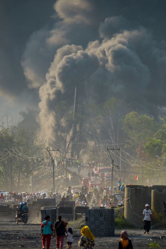 Fakta-fakta Kebakaran Pipa BBM Pertamina di Proyek Kereta Cepat (141809)