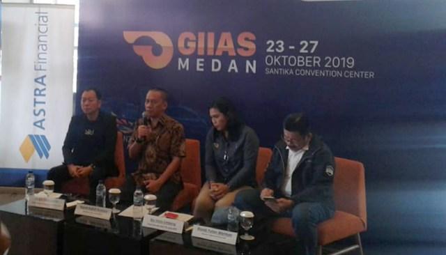 GIIAS Medan 2019 Hadirkan Berbagai Produk Kendaraan Teranyar (3996)