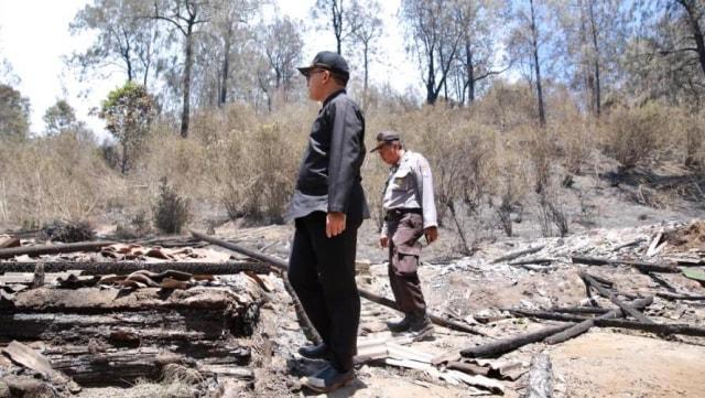 Atasi Kebakaran Ijen, Bupati Anas Minta Bantuan Water Bombing ke BNPB (19418)