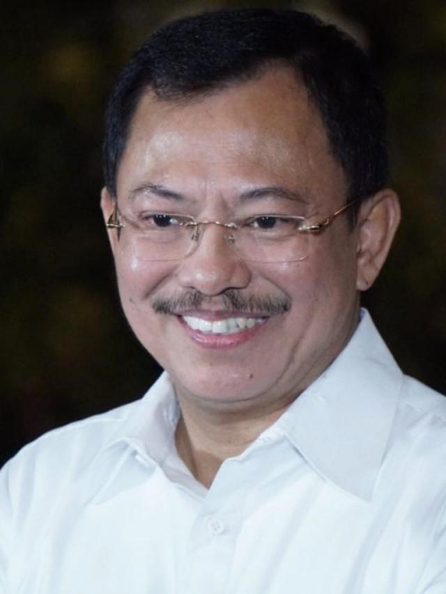 POTRAIT, dr Terawan Agus Putranto, Istana Negara