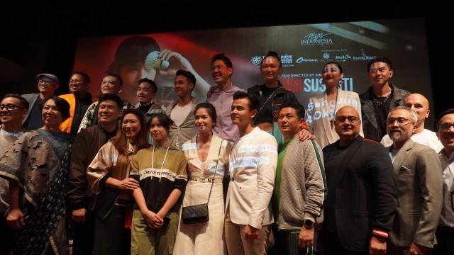 Review Film 'Susi Susanti: Love All', Kisah Cinta dan Perjuangan Atlet (72710)