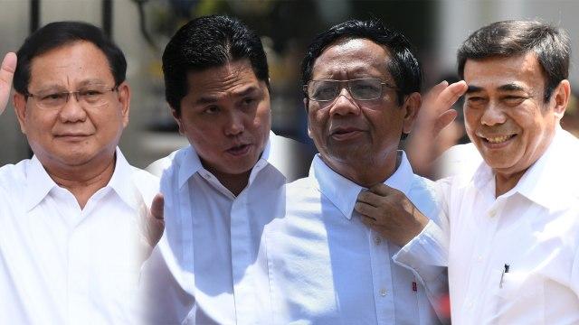 Menanti 34 Menteri Kabinet Jokowi-Ma'ruf (285759)