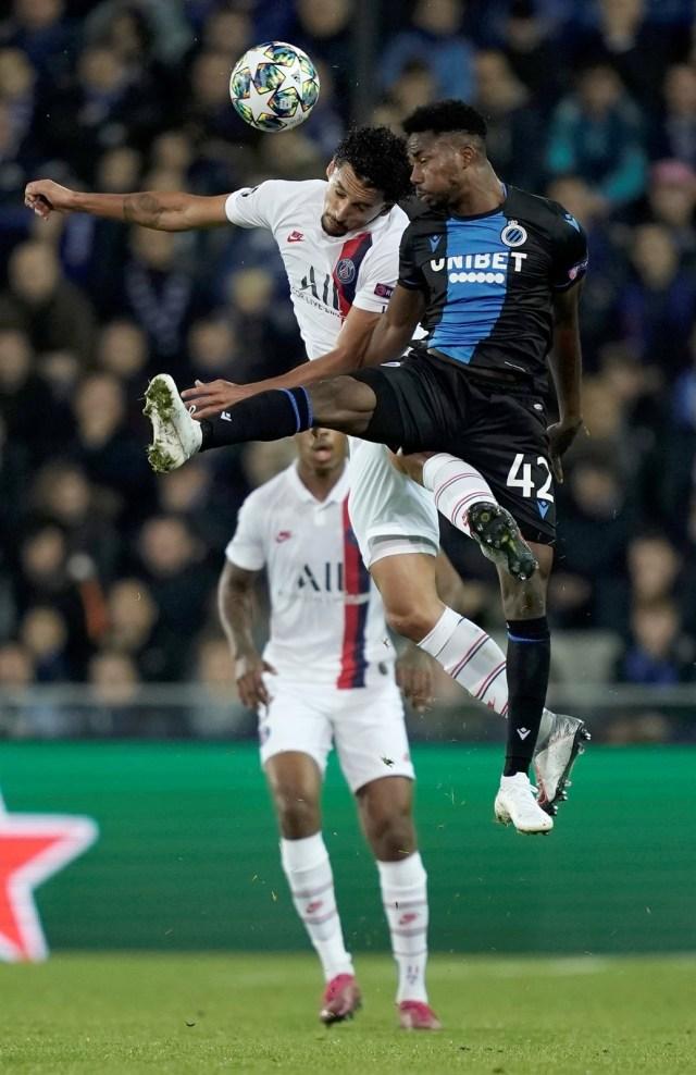 PSG vs Club Brugge