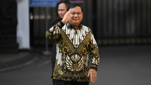 Cerita Mahfud MD Dilarang Prabowo Datang ke Kantor Kemenhan (6096)