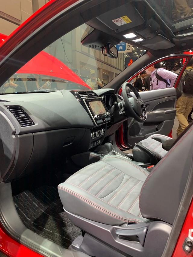 Berjumpa dengan Mitsubishi RVR, Outlander Sport Bermuka Dynamic Shield (68892)