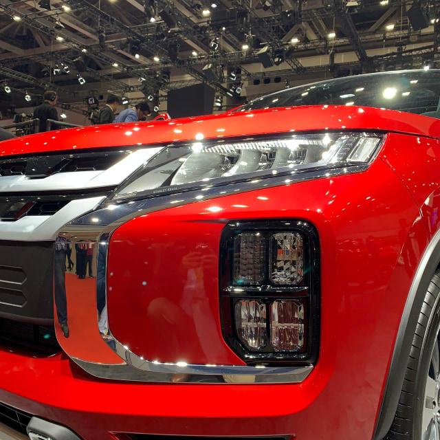 Berjumpa dengan Mitsubishi RVR, Outlander Sport Bermuka Dynamic Shield (68890)