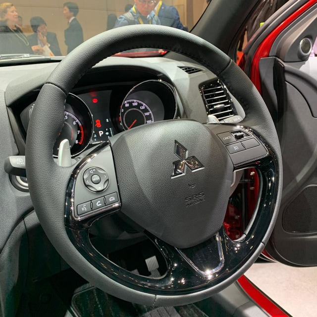 Berjumpa dengan Mitsubishi RVR, Outlander Sport Bermuka Dynamic Shield (68893)