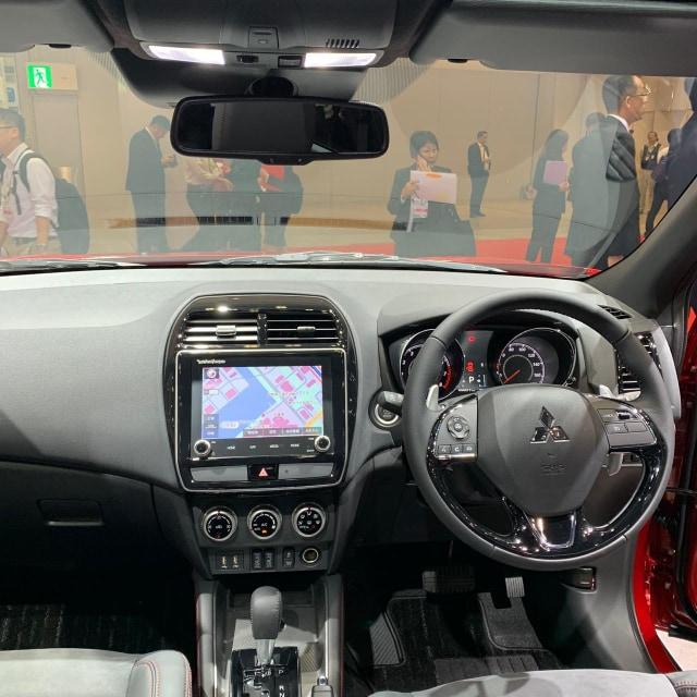 Berjumpa dengan Mitsubishi RVR, Outlander Sport Bermuka Dynamic Shield (68891)
