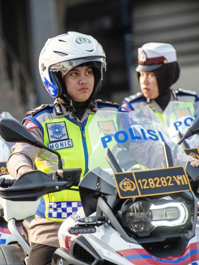 Hari Pertama Operasi Zebra, Polisi Tilang 6.686 Pengendara di Jakarta (51970)