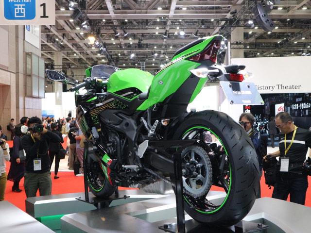 Ninja 250 4-silinder