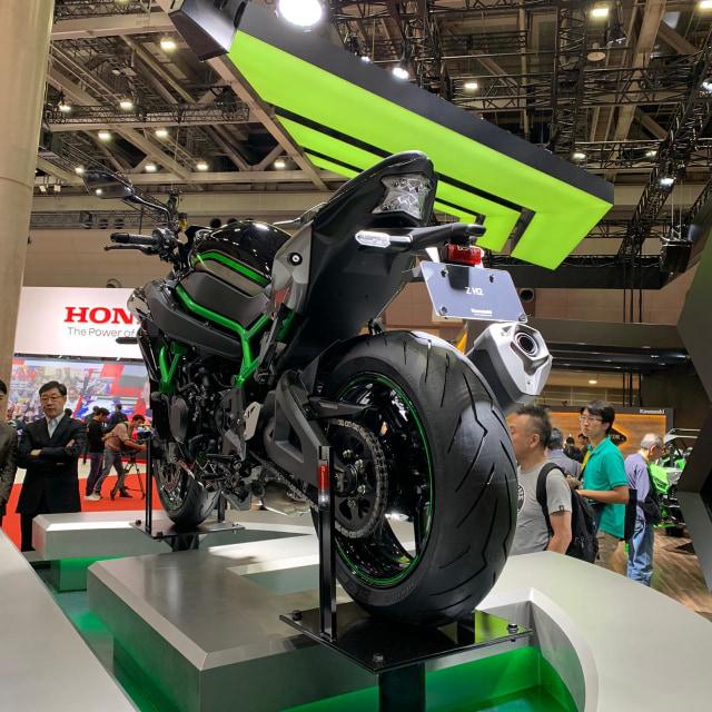 Gara-gara Kuota Impor, Kawasaki Z H2 Tak Masuk Indonesia  (153)