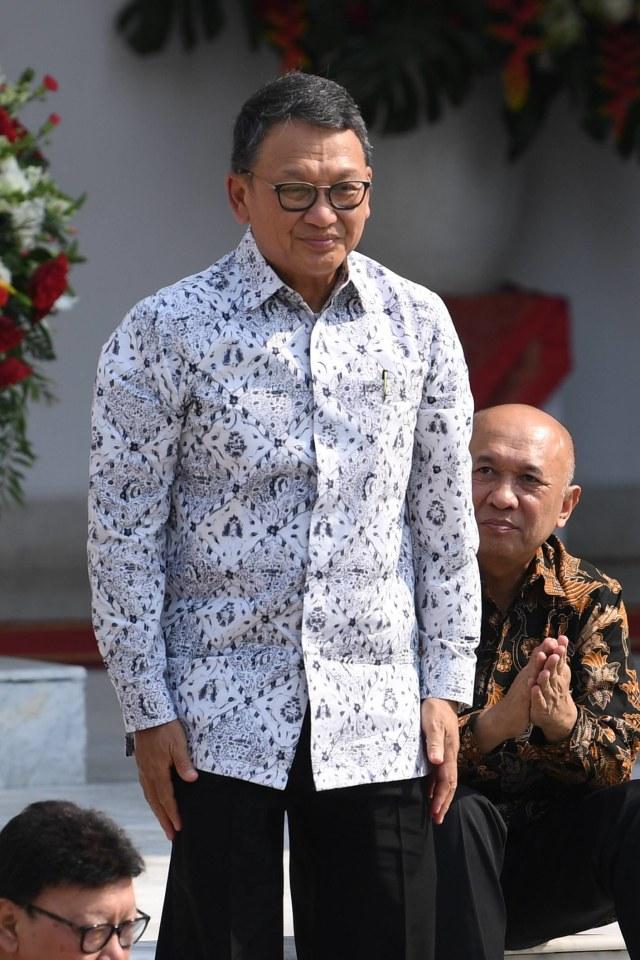 Menteri Kabinet Indonesia Maju, Arifin Tasrif POTRAIT